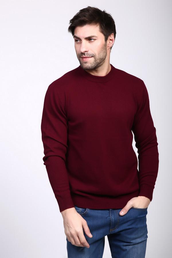 Джемпер Just ValeriДжемперы и Пуловеры<br><br><br>Размер RU: 58<br>Пол: Мужской<br>Возраст: Взрослый<br>Материал: кашемир 100%<br>Цвет: Бордовый