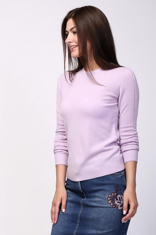 Пуловер Just ValeriПуловеры<br><br><br>Размер RU: 52<br>Пол: Женский<br>Возраст: Взрослый<br>Материал: кашемир 100%<br>Цвет: Сиреневый