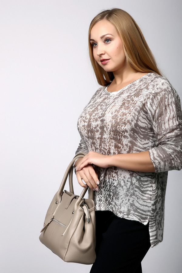 Пуловер Betty BarclayПуловеры<br><br><br>Размер RU: 46<br>Пол: Женский<br>Возраст: Взрослый<br>Материал: полиакрил 100%<br>Цвет: Разноцветный