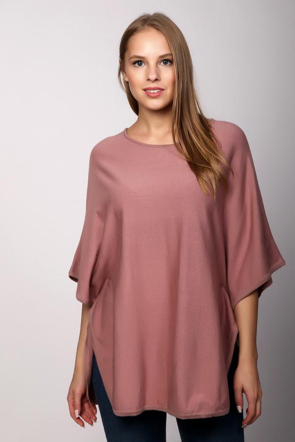 Пуловер LebekПуловеры<br><br><br>Размер RU: 46<br>Пол: Женский<br>Возраст: Взрослый<br>Материал: полиамид 14%, полиакрил 40%, модал 46%<br>Цвет: Розовый