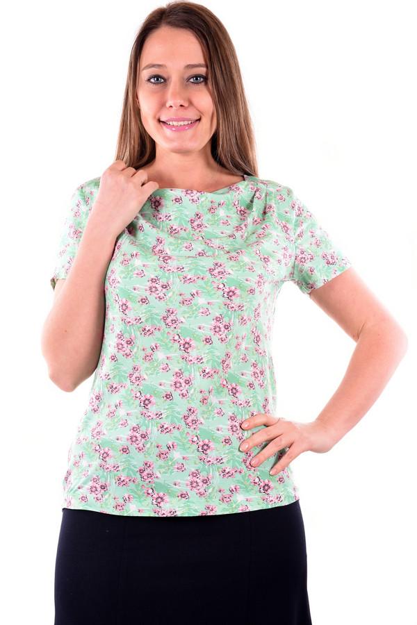 Блузa OLBEБлузы<br><br><br>Размер RU: 52<br>Пол: Женский<br>Возраст: Взрослый<br>Материал: хлопок 60%, вискоза 40%<br>Цвет: Зелёный