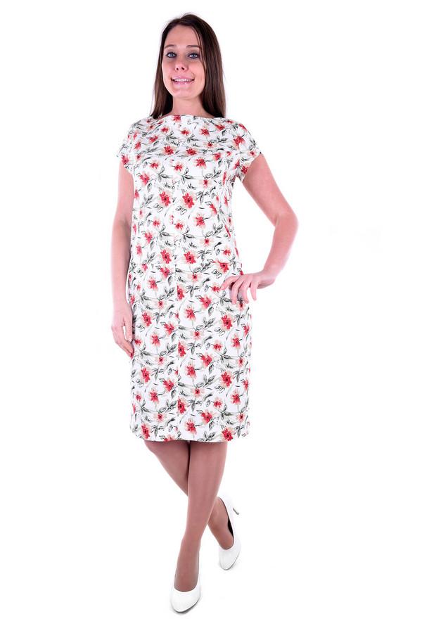 Платье OLBEПлатья<br><br><br>Размер RU: 48<br>Пол: Женский<br>Возраст: Взрослый<br>Материал: хлопок 15%, лен 85%<br>Цвет: Разноцветный