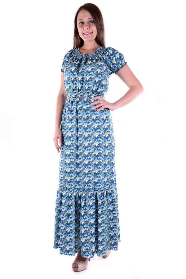 Платье OLBEПлатья<br><br><br>Размер RU: 48<br>Пол: Женский<br>Возраст: Взрослый<br>Материал: хлопок 60%, вискоза 40%<br>Цвет: Разноцветный