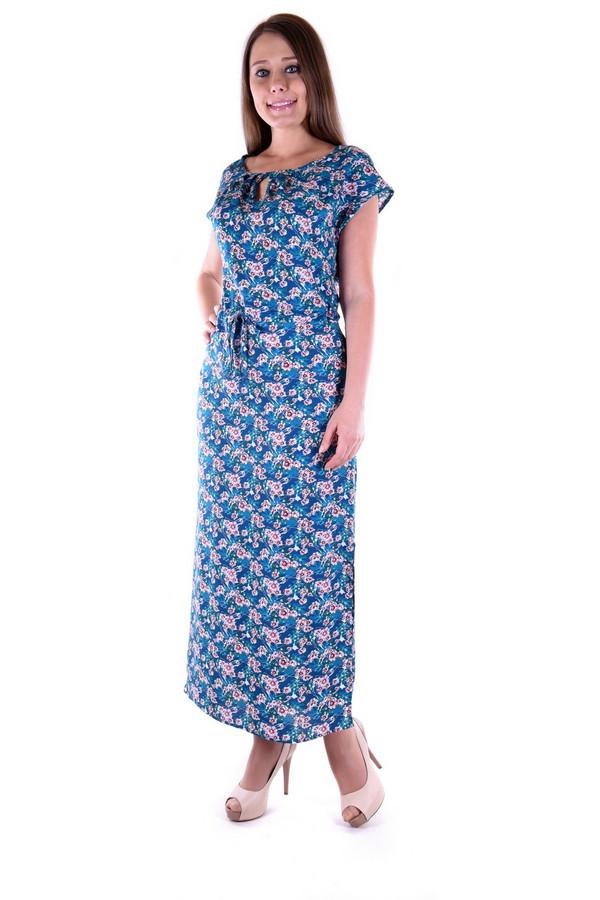 Платье OLBEПлатья<br><br><br>Размер RU: 52<br>Пол: Женский<br>Возраст: Взрослый<br>Материал: хлопок 60%, вискоза 40%<br>Цвет: Разноцветный