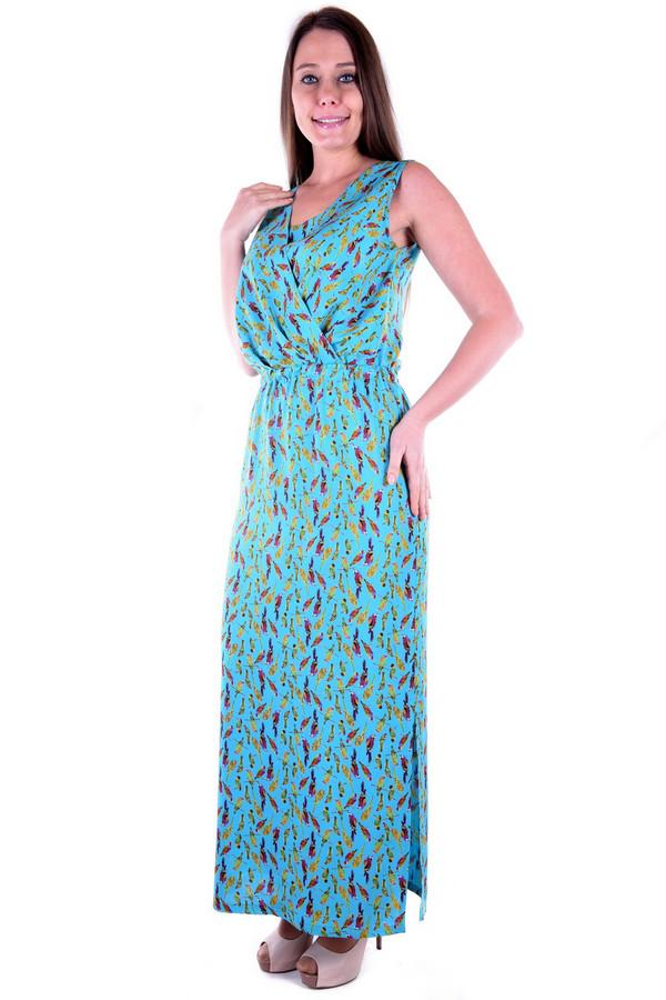 Платье OLBEПлатья<br><br><br>Размер RU: 56<br>Пол: Женский<br>Возраст: Взрослый<br>Материал: вискоза 100%<br>Цвет: Разноцветный