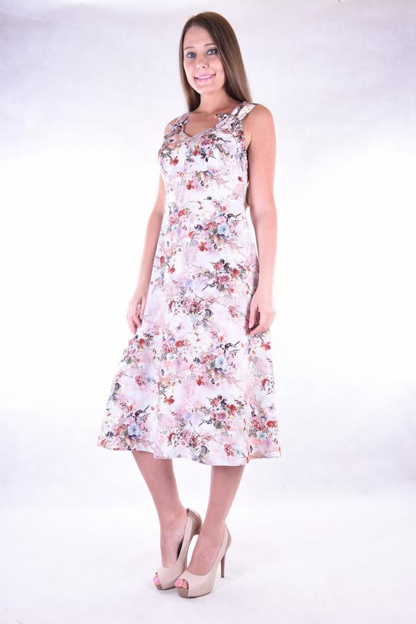 Платье OLBEПлатья<br><br><br>Размер RU: 54<br>Пол: Женский<br>Возраст: Взрослый<br>Материал: вискоза 100%