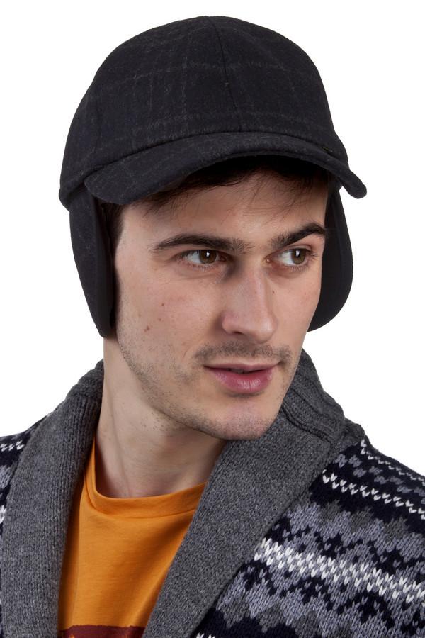 Бейсболка GottmannБейсболки<br>Бейсболка от бренда Guttmann из полиамида и шерсти представляет собой зимний головной убор, который надёжно убережет голову от холода и ветра в ледяное время года. Изделие дополнено тканевыми «ушами», которые, при наступлении более теплого сезона, можно будет спрятать под бейсболку.<br><br>Размер RU: 61<br>Пол: Мужской<br>Возраст: Взрослый<br>Материал: полиамид 25%, шерсть 75%<br>Цвет: Чёрный