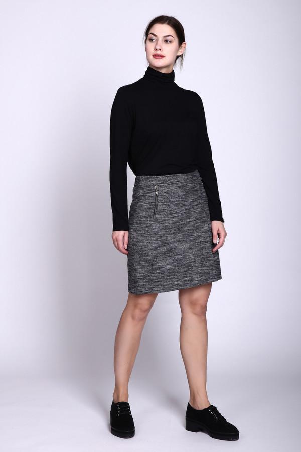 женская юбка steilmann, серая