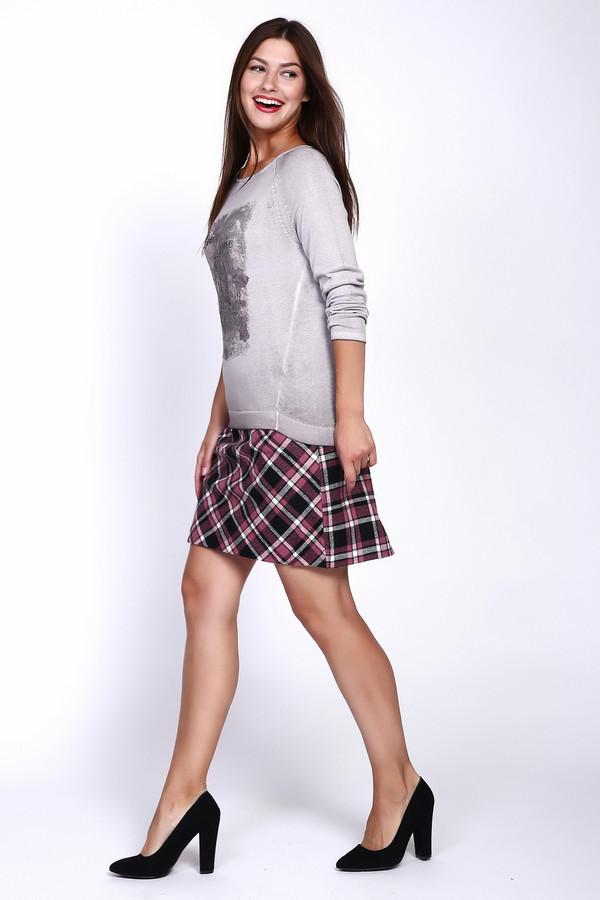 женская юбка steilmann, разноцветная