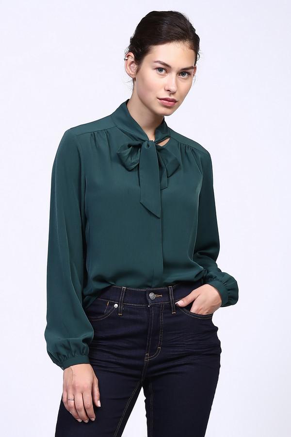 Блузa Just ValeriБлузы<br><br><br>Размер RU: 50<br>Пол: Женский<br>Возраст: Взрослый<br>Материал: полиэстер 100%<br>Цвет: Зелёный