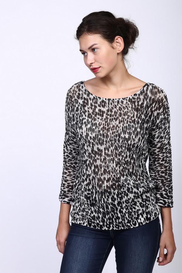 женский пуловер monari, разноцветный
