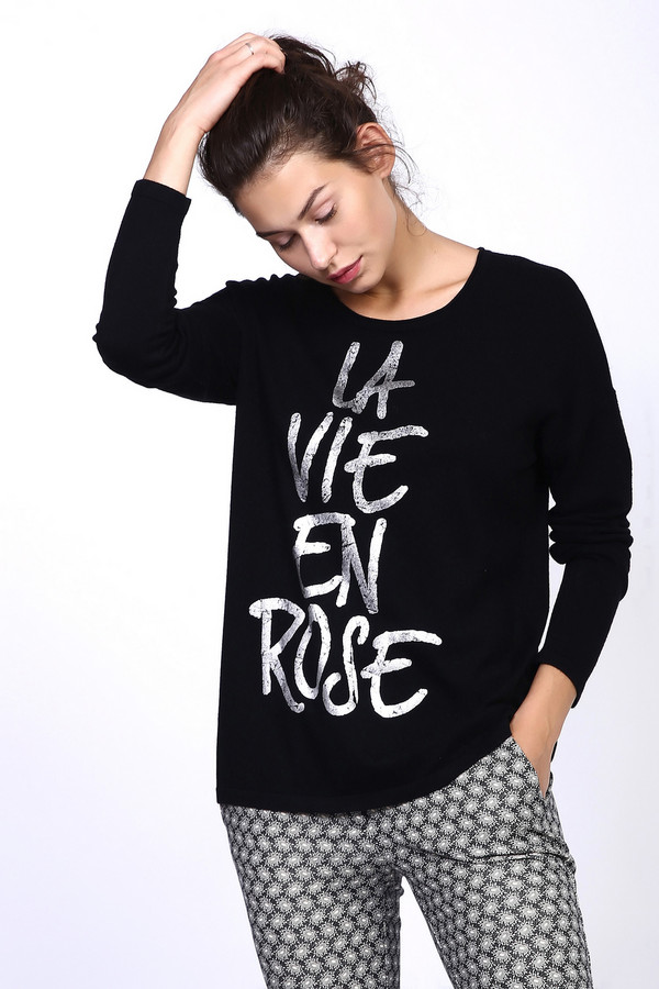 Пуловер Gerry WeberПуловеры<br><br><br>Размер RU: 42<br>Пол: Мужской<br>Возраст: Взрослый<br>Материал: хлопок 30%, эластан 2%, полиамид 23%, вискоза 45%