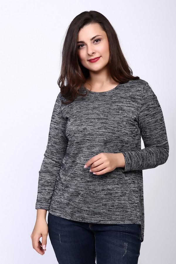 Пуловер Gerry WeberПуловеры<br><br><br>Размер RU: 50<br>Пол: Женский<br>Возраст: Взрослый<br>Материал: вискоза 40%, полиэстер 24%, хлопок 14%, металл 22%<br>Цвет: Серый