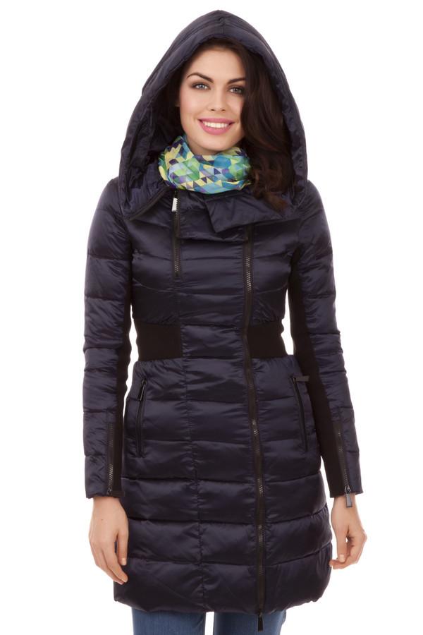 Купить Куртка Pinko, Китай, Синий, полиамид 100%