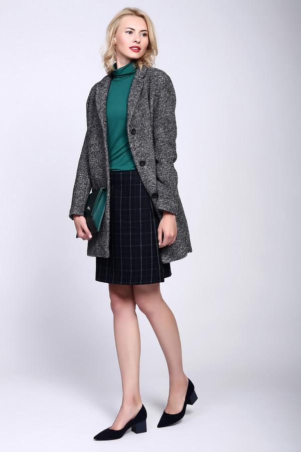 Юбка PezzoЮбки<br>Теплая клетчатая юбка от бренда Pezzo выполнена из плотного текстиля. Изделие дополнено застежкой-молния и подкладкой. Юбка длинной до колена. Длина и цвет позволяют создавать интересные и стильные аутфиты.