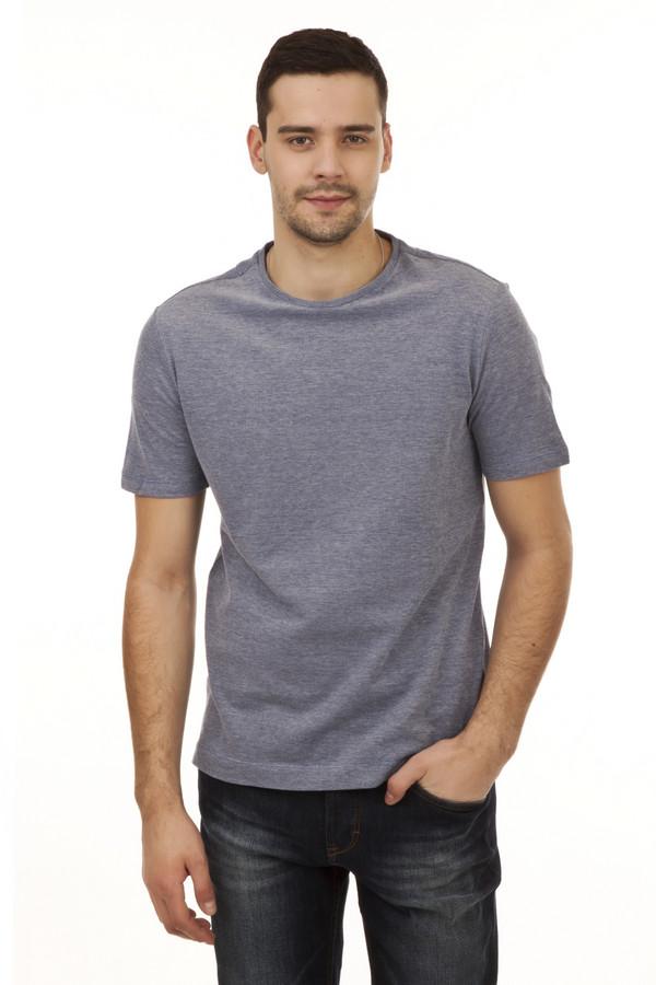 Футболкa PezzoФутболки<br>Однотонная мужская светло-серая футболка Pezzo прямого кроя. Изделие дополнено: круглым вырезом и короткими рукавами.<br><br>Размер RU: 46<br>Пол: Мужской<br>Возраст: Взрослый<br>Материал: хлопок 100%<br>Цвет: Серый