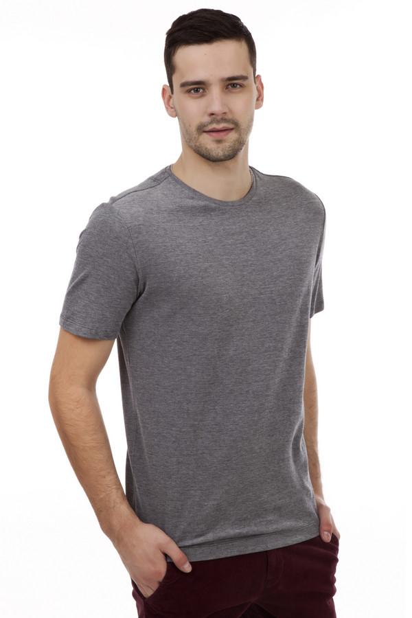 Футболкa PezzoФутболки<br>Однотонная мужская серая футболка Pezzo прямого кроя. Изделие дополнено: круглым вырезом и короткими рукавами.<br><br>Размер RU: 48<br>Пол: Мужской<br>Возраст: Взрослый<br>Материал: хлопок 100%<br>Цвет: Серый