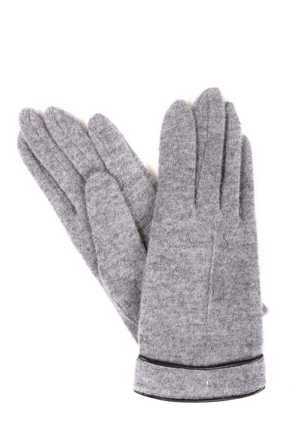 Перчатки RoecklПерчатки<br><br><br>Размер RU: 7,5<br>Пол: Женский<br>Возраст: Взрослый<br>Материал: шерсть 80%, нейлон 20%<br>Цвет: Серый