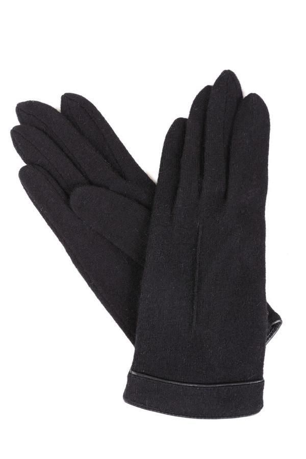 Перчатки RoecklПерчатки<br><br><br>Размер RU: 7,5<br>Пол: Женский<br>Возраст: Взрослый<br>Материал: шерсть 80%, нейлон 20%<br>Цвет: Чёрный