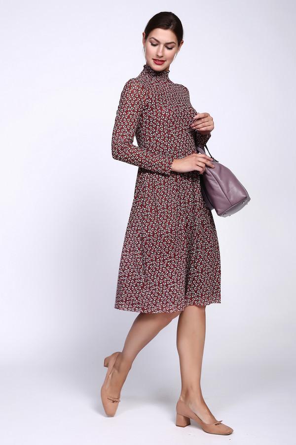 Платье TaifunПлатья<br><br><br>Размер RU: 44<br>Пол: Женский<br>Возраст: Взрослый<br>Материал: эластан 5%, полиамид 95%<br>Цвет: Разноцветный