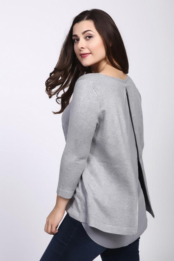 Пуловер Betty BarclayПуловеры<br><br><br>Размер RU: 46<br>Пол: Женский<br>Возраст: Взрослый<br>Материал: полиамид 20%, вискоза 80%<br>Цвет: Серый
