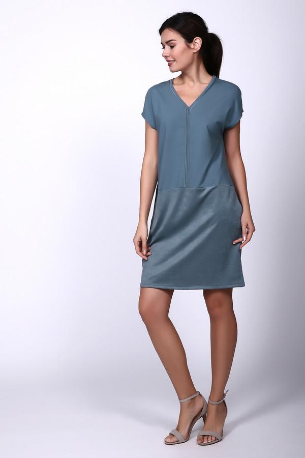 Платье Betty and CoПлатья<br><br><br>Размер RU: 42<br>Пол: Женский<br>Возраст: Взрослый<br>Материал: эластан 8%, полиэстер 92%<br>Цвет: Разноцветный
