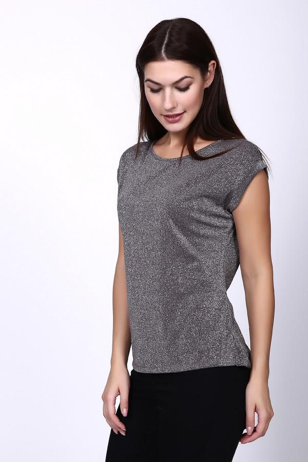 Пуловер CommaПуловеры<br><br><br>Размер RU: 44<br>Пол: Женский<br>Возраст: Взрослый<br>Материал: эластан 3%, полиамид 14%, полиэстер 15%, вискоза 68%<br>Цвет: Разноцветный