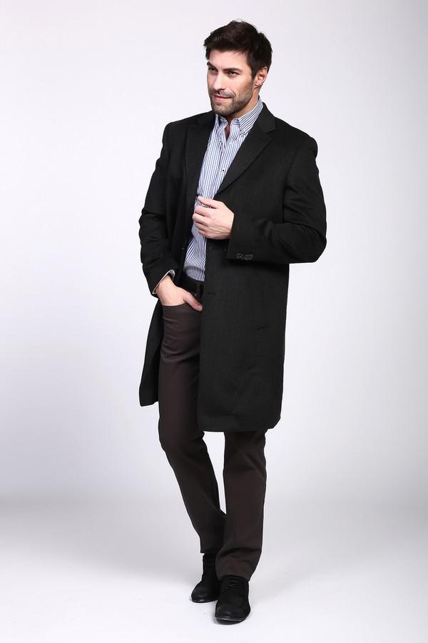 Пальто PezzoПальто<br><br><br>Размер RU: 52<br>Пол: Мужской<br>Возраст: Взрослый<br>Материал: шерсть 70%, полиэстер 30%, Состав_подкладка полиэстер 100%, Состав_наполнитель полиэстер 100%<br>Цвет: Серый