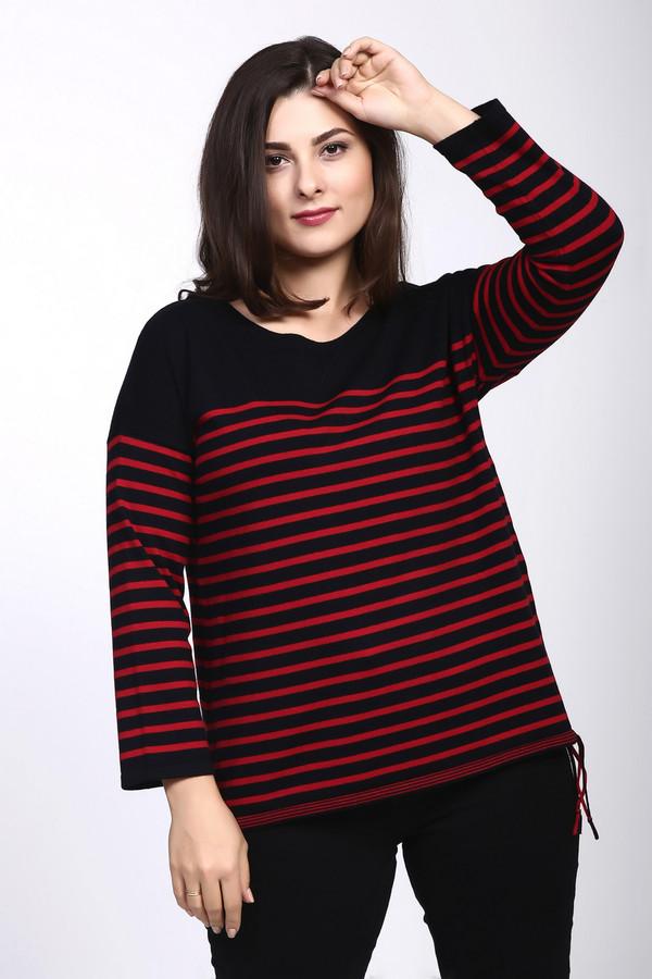Пуловер OuiПуловеры<br><br><br>Размер RU: 50<br>Пол: Женский<br>Возраст: Взрослый<br>Материал: полиамид 20%, хлопок 80%<br>Цвет: Разноцветный
