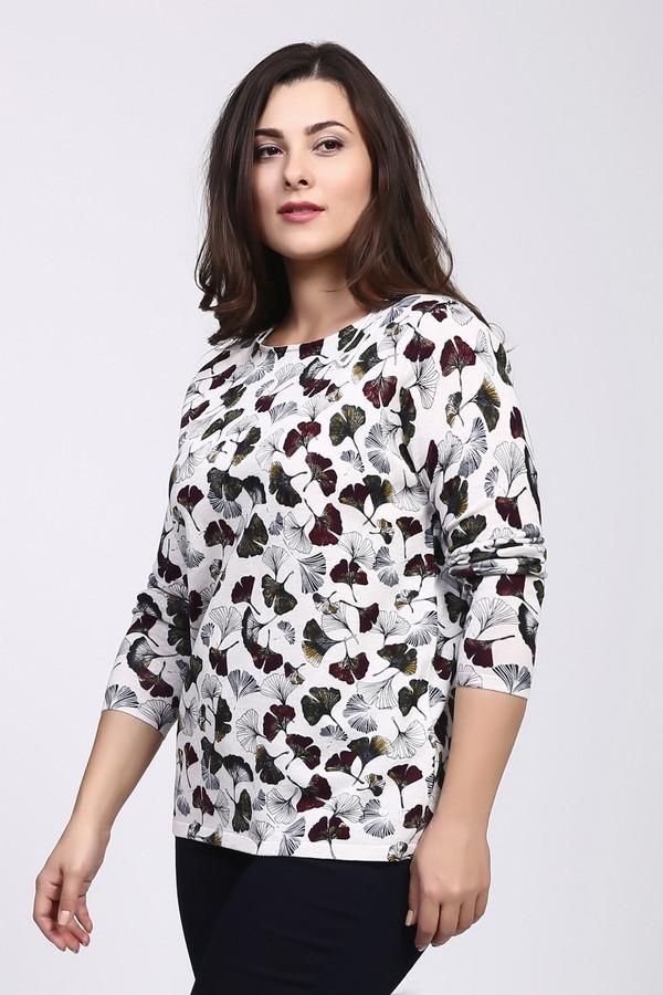Пуловер Gerry WeberПуловеры<br><br><br>Размер RU: 50<br>Пол: Женский<br>Возраст: Взрослый<br>Материал: хлопок 100%<br>Цвет: Серый