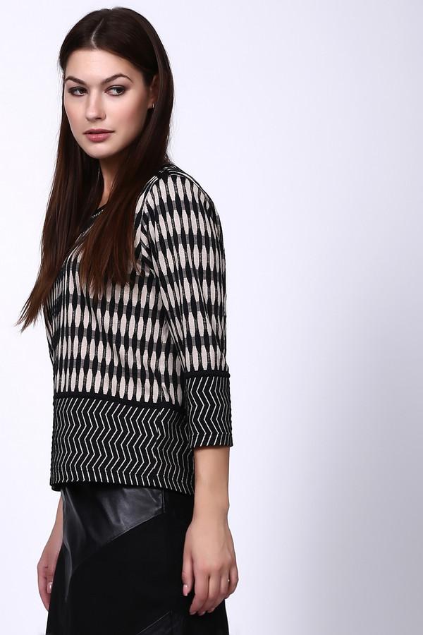 Пуловер Gerry WeberПуловеры<br><br><br>Размер RU: 44<br>Пол: Женский<br>Возраст: Взрослый<br>Материал: эластан 2%, вискоза 49%, полиэстер 49%<br>Цвет: Разноцветный