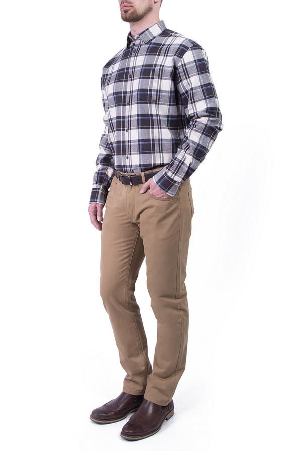 Рубашка Greg HormanРубашки и сорочки<br><br><br>Размер RU: 46<br>Пол: Мужской<br>Возраст: Взрослый<br>Материал: хлопок 100%<br>Цвет: Серый