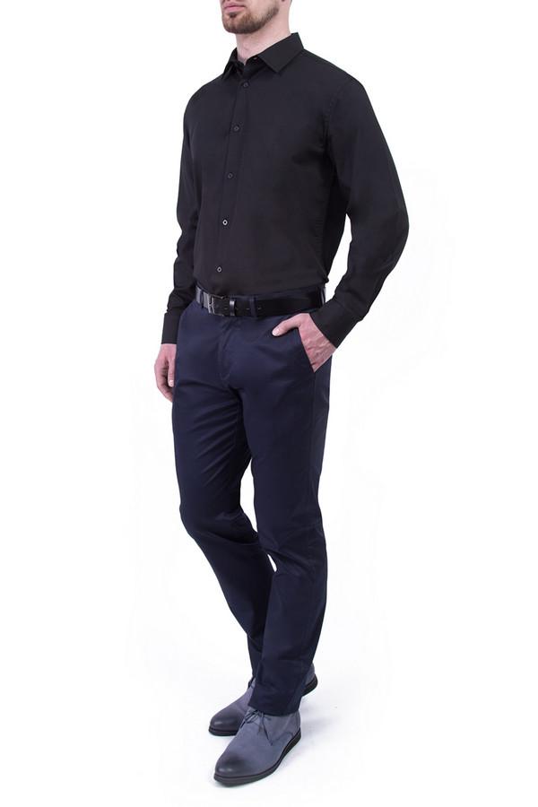 Рубашка Greg HormanРубашки и сорочки<br><br><br>Размер RU: 48-50<br>Пол: Мужской<br>Возраст: Взрослый<br>Материал: хлопок 100%<br>Цвет: Чёрный