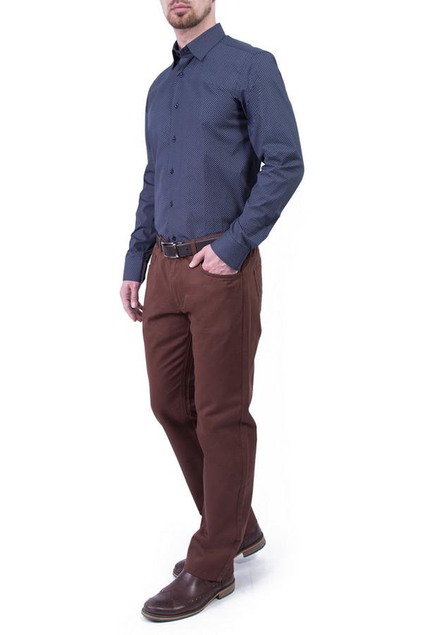 Рубашка Greg HormanРубашки и сорочки<br><br><br>Размер RU: 56<br>Пол: Мужской<br>Возраст: Взрослый<br>Материал: хлопок 100%<br>Цвет: Синий