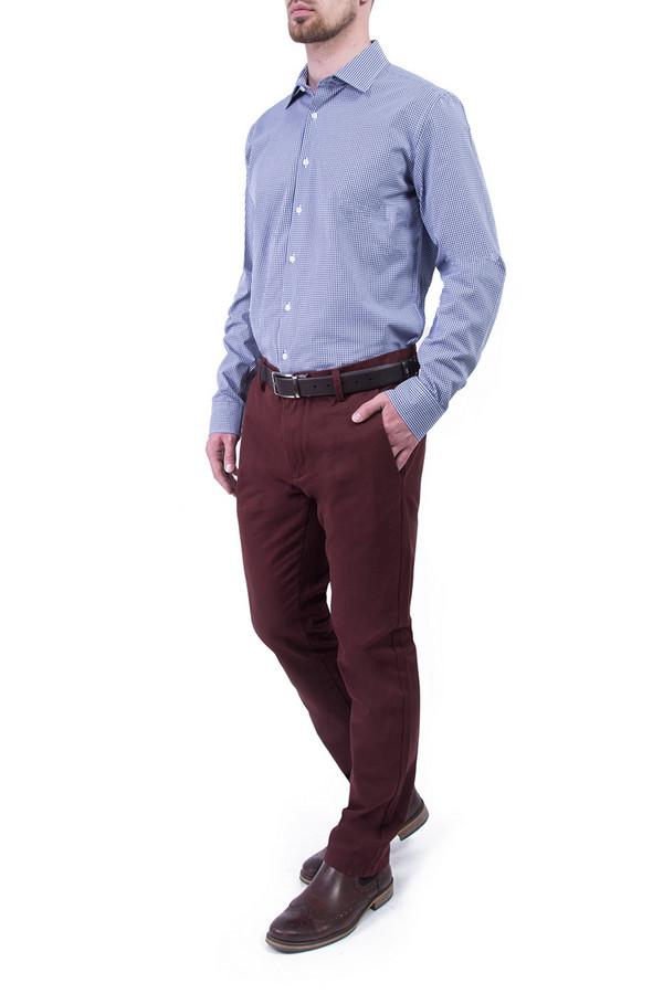 Рубашка Greg HormanРубашки и сорочки<br><br><br>Размер RU: 46<br>Пол: Мужской<br>Возраст: Взрослый<br>Материал: хлопок 100%<br>Цвет: Синий