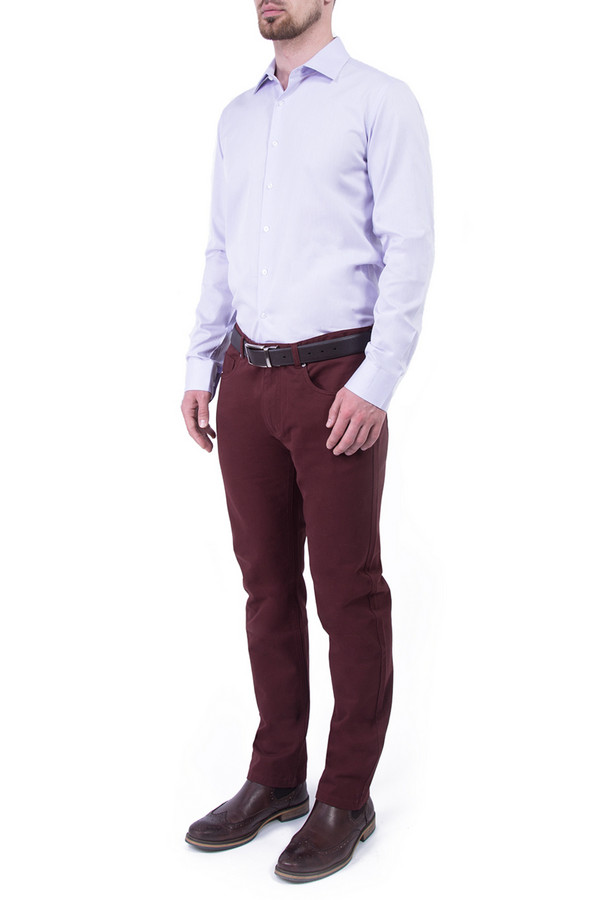 Рубашка Greg HormanРубашки и сорочки<br><br><br>Размер RU: 56<br>Пол: Мужской<br>Возраст: Взрослый<br>Материал: хлопок 100%<br>Цвет: Сиреневый