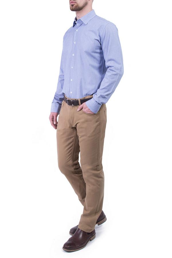 Рубашка Greg HormanРубашки и сорочки<br><br><br>Размер RU: 54<br>Пол: Мужской<br>Возраст: Взрослый<br>Материал: хлопок 100%<br>Цвет: Голубой