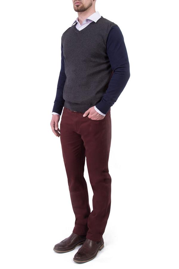 Джемпер Greg HormanДжемперы<br><br><br>Размер RU: 48<br>Пол: Мужской<br>Возраст: Взрослый<br>Материал: хлопок 60%, шерсть 10%, нейлон 30%<br>Цвет: Разноцветный