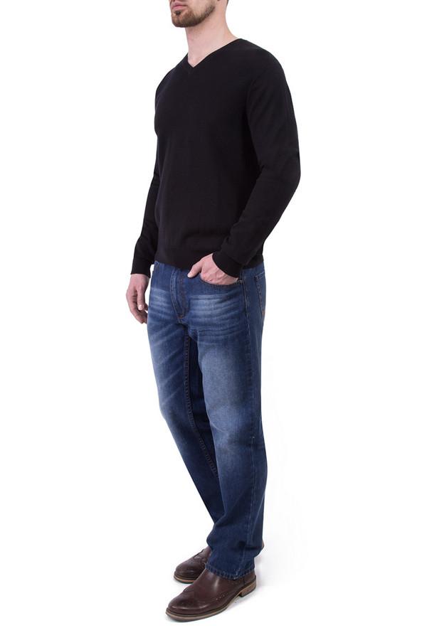 Джемпер Greg HormanДжемперы<br><br><br>Размер RU: 56<br>Пол: Мужской<br>Возраст: Взрослый<br>Материал: хлопок 60%, шерсть 10%, нейлон 30%<br>Цвет: Чёрный