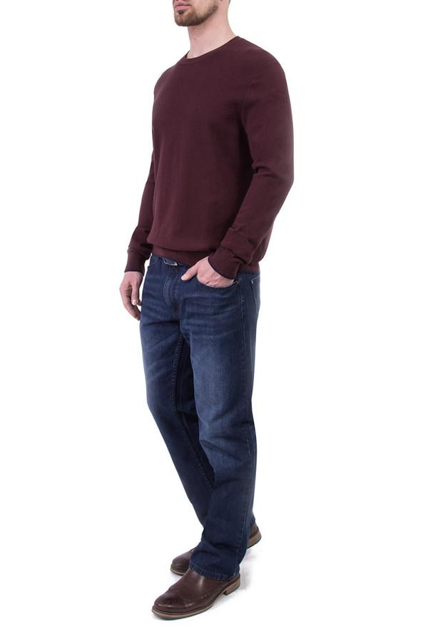 Джемпер Greg HormanДжемперы<br><br><br>Размер RU: 56<br>Пол: Мужской<br>Возраст: Взрослый<br>Материал: хлопок 60%, шерсть 10%, нейлон 30%<br>Цвет: Бордовый