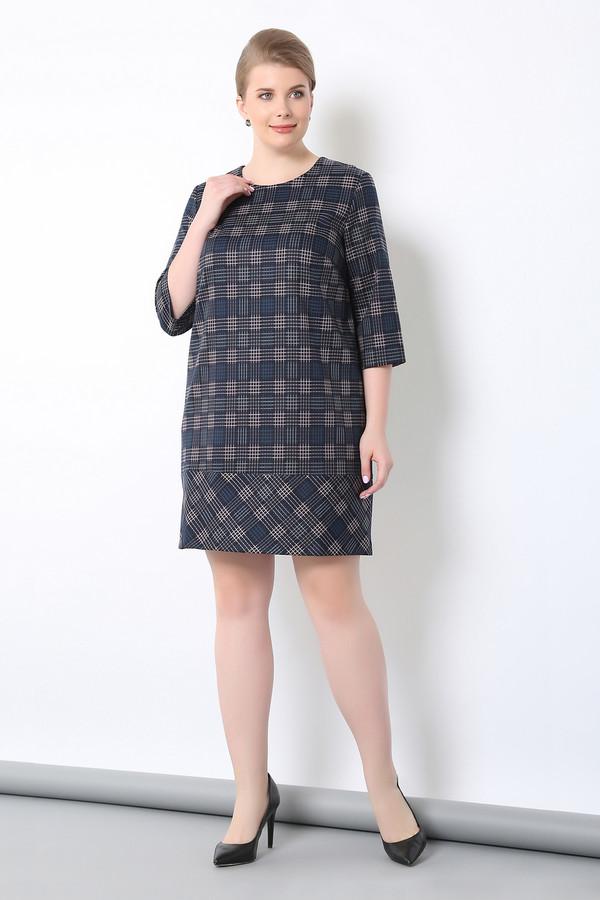 Платье HoroshaПлатья<br><br><br>Размер RU: 48<br>Пол: Женский<br>Возраст: Взрослый<br>Материал: эластан 5%, вискоза 45%, шерсть 5%, полиэстер 45%
