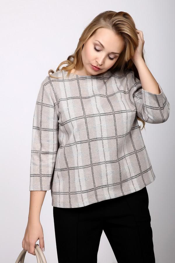 Пуловер Betty BarclayПуловеры<br><br><br>Размер RU: 48<br>Пол: Женский<br>Возраст: Взрослый<br>Материал: хлопок 100%<br>Цвет: Серый