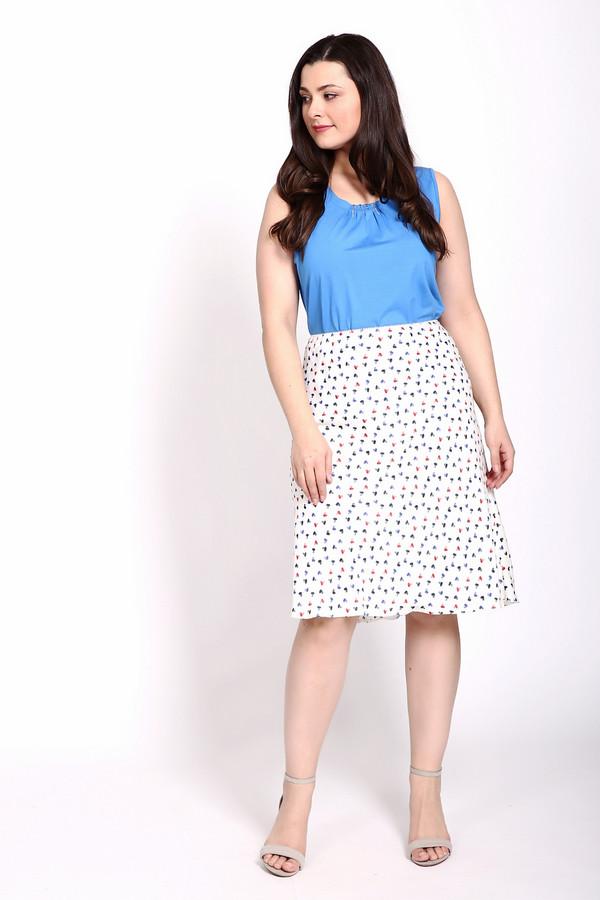 женская юбка steilmann, белая