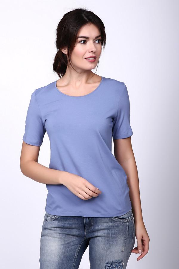 женская футболка steilmann, сиреневая