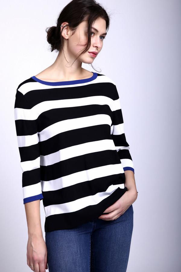 Пуловер Betty BarclayПуловеры<br><br><br>Размер RU: 48<br>Пол: Женский<br>Возраст: Взрослый<br>Материал: вискоза 65%, полиамид 35%<br>Цвет: Разноцветный