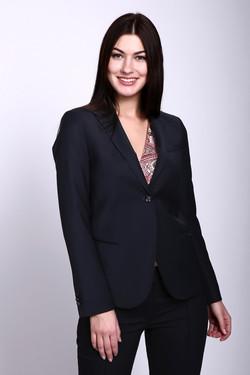 Жакет Cinque, цвет чёрный, размер 46RU