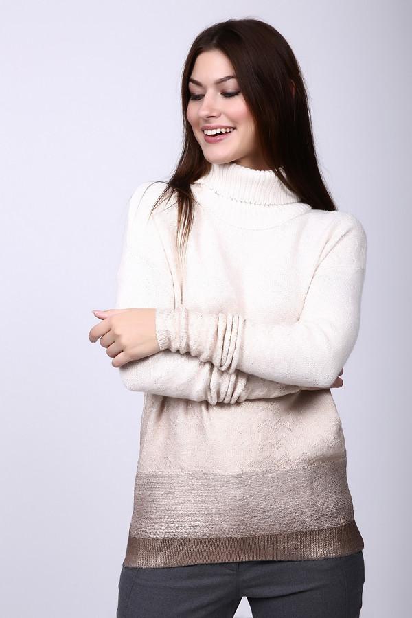 Пуловер TaifunПуловеры<br><br><br>Размер RU: 44<br>Пол: Женский<br>Возраст: Взрослый<br>Материал: полиамид 4%, полиэстер 6%, полиакрил 90%<br>Цвет: Разноцветный