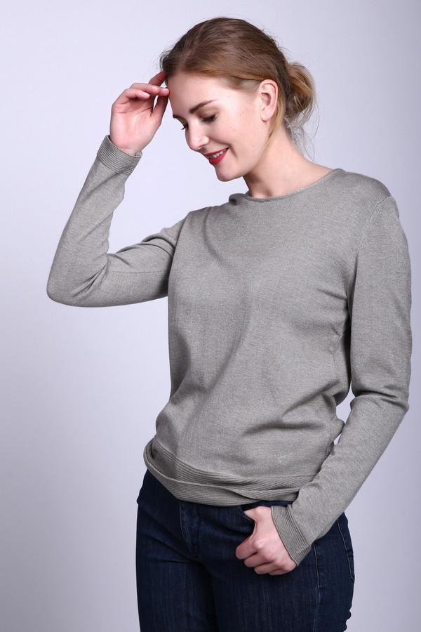 Пуловер LebekПуловеры<br><br><br>Размер RU: 48<br>Пол: Женский<br>Возраст: Взрослый<br>Материал: шерсть 26%, полиамид 21%, полиакрил 53%<br>Цвет: Серый