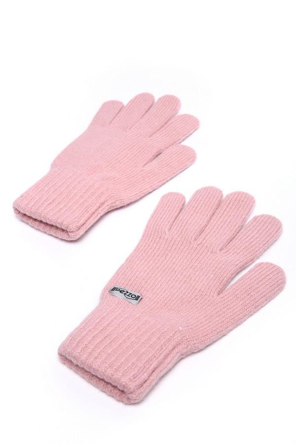 Перчатки PezzoПерчатки<br><br><br>Размер RU: один размер<br>Пол: Женский<br>Возраст: Взрослый<br>Материал: полиамид 50%, ангора 10%, вискоза 40%<br>Цвет: Розовый