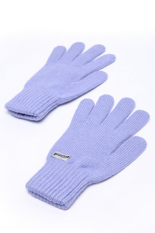 Перчатки PezzoПерчатки<br><br><br>Размер RU: один размер<br>Пол: Женский<br>Возраст: Взрослый<br>Материал: полиамид 50%, ангора 10%, вискоза 40%<br>Цвет: Сиреневый
